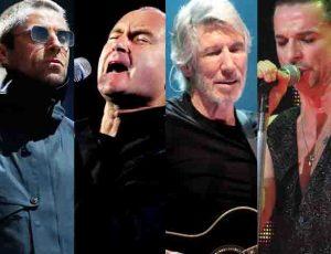 Conoce los conciertos confirmados en Perú para el 2018