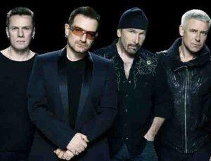 U2 obtiene su octavo álbum número 1 de su carrera en Billboard