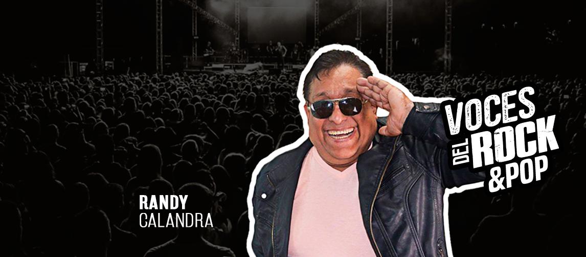 RANDY CALANDRA VOCES DEL ROCK AND POP
