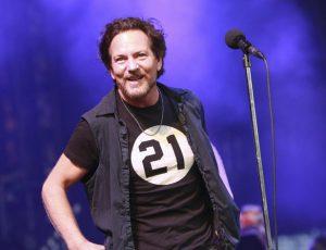 Eddie Vedder, de Pearl Jam, se burló de los holandeses por no clasificar al Mundial 2018