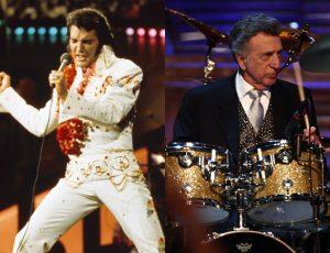 Fallece el legendario baterista de Elvis Presley, D.J. Fontana, a los 87 años