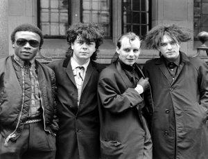 Fallece Andy Anderson, ex baterista de la banda britanica The Cure