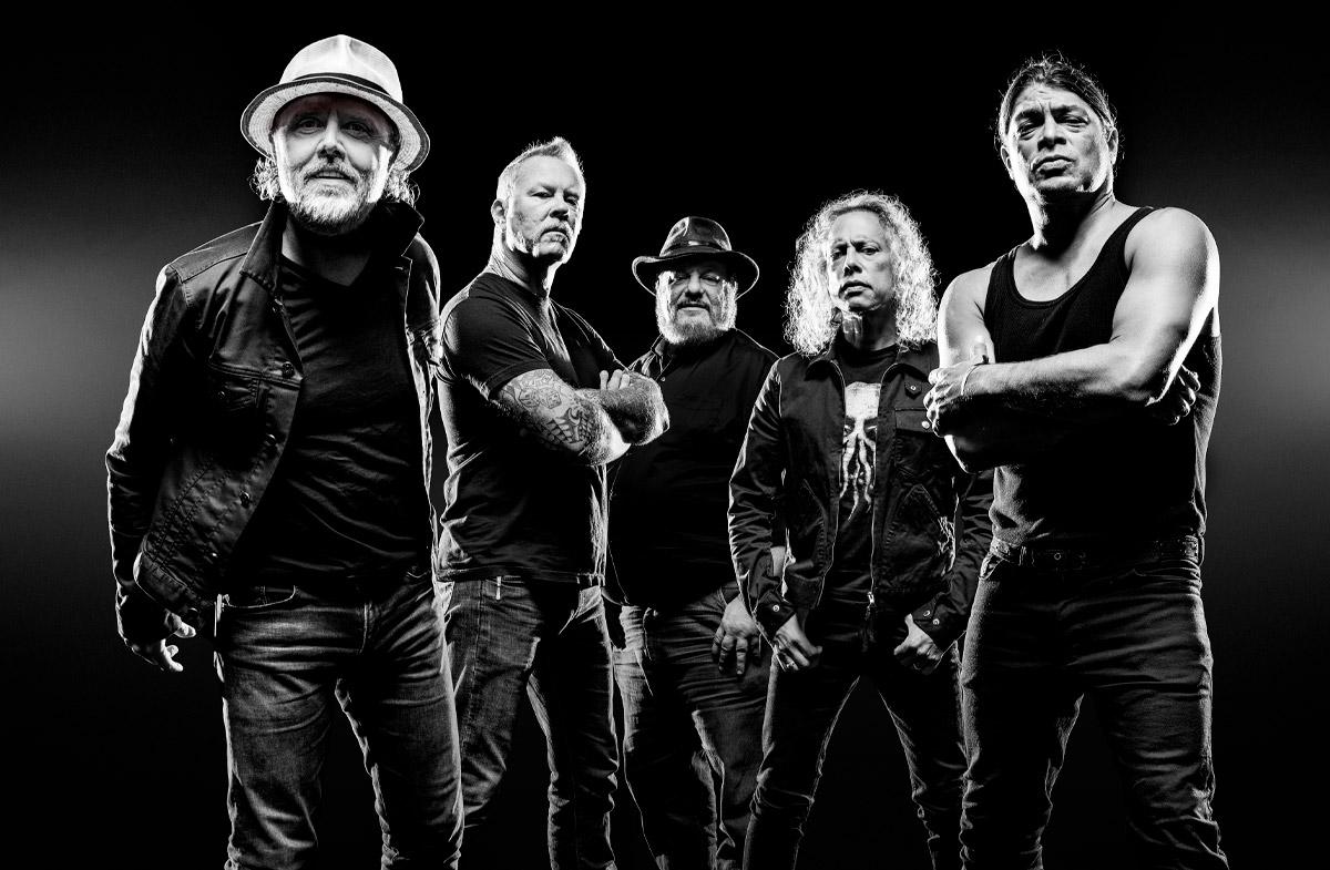 Metallica no incluye a Perú en gira Latinoamericana - Z ROCK POP RADIO