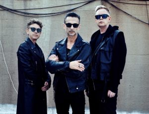 "Depeche Mode llega al cine con: ""Spirits in the Forest"""