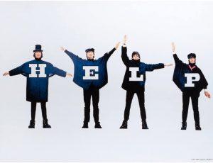 """The Beatles: Ticket to ride del álbum """"Help"""" de 1965"""