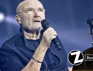 Phil Collins vuelve a los escenarios tras estar internado en el hospital