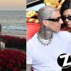 Travis Barker de Blink-182 se comprometió con Kourtney Kardashian